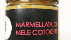 Marmellata di mele cotogne Azienda Agricola Il Maggio di Fabriano nelle Marche